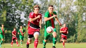 Надежда на България подписа професионален договор в Чемпиъншип