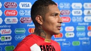 Гереро: Показахме, че Перу може да играе като равен с равен срещу всеки
