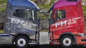 Volvo FH със специална юбилейна серия за 25-ата годишнина на модела
