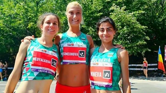 Българките завършиха седми на Европейското по планинско бягане