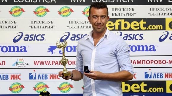 Георги Петков: Ходя спокойно на мачове на Левски (видео)