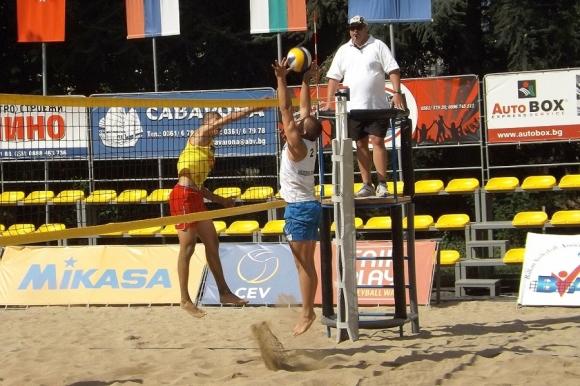 Кърджали приема националния шампионат по плажен волейбол