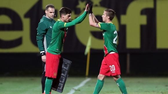 Витоша (Бистрица) взе младежки национал