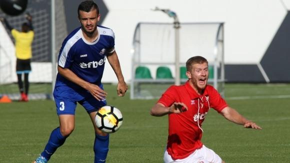 ЦСКА 1948 - Монтана 0:0, гледайте мача пряко тук