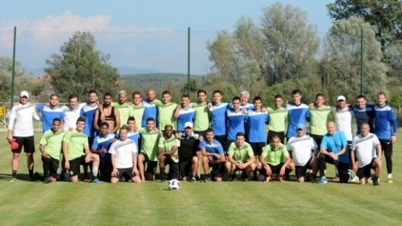 Черно море приключи лагера в Банско, играчите са в почивка до 9-и юли