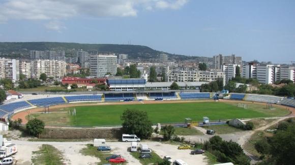Триумф за Спартак (Варна): върна си стадиона