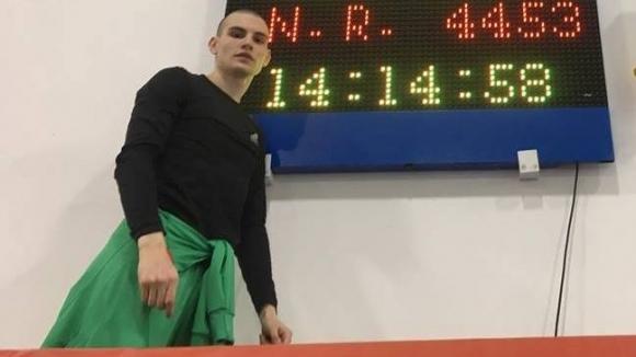 Добромир Николов се класира за полуфиналите на 110 м/пр на ЕП