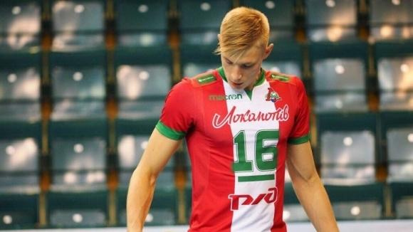 Ударната селекция в Хебър започна с национал на Русия