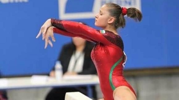 Шампионката в многобоя Памела Георгиева с още два златни медала