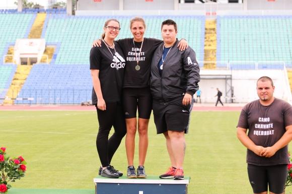 Екатерина Димова и Никола Михов спечелиха титлите на чук