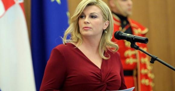 Президентът на Хърватия пристигна в Сочи