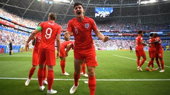 Англия реши шведския ребус с голове с глава и фантастичен вратар и е на полуфинал за първи път от 28 години (видео)