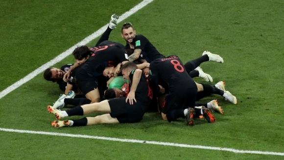 """Хърватия изхвърли Русия след изключителна драма с дузпи! Ще гледаме """"шахматистите"""" срещу Англия!"""