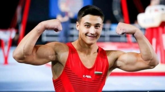 Димитър Димитров спечели сребърен медал на прескок на Световната купа в Мерсин