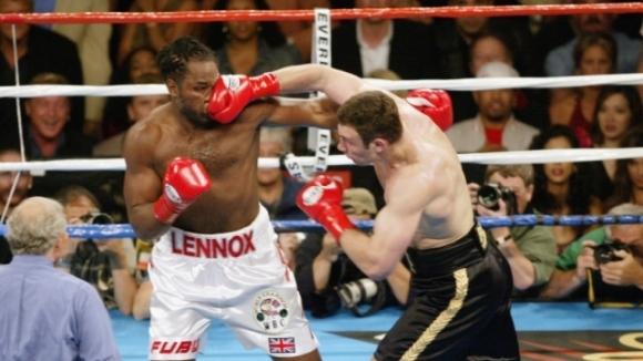 15 години по-късно! Витали Кличко срещу Ленъкс Люис в Битката на титаните 2