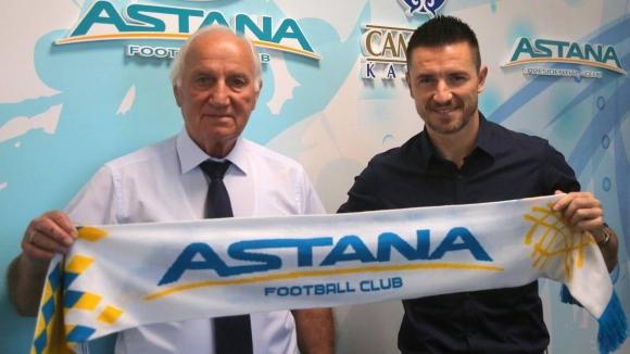 Сръбски национал подписа с бившия отбор на Мъри