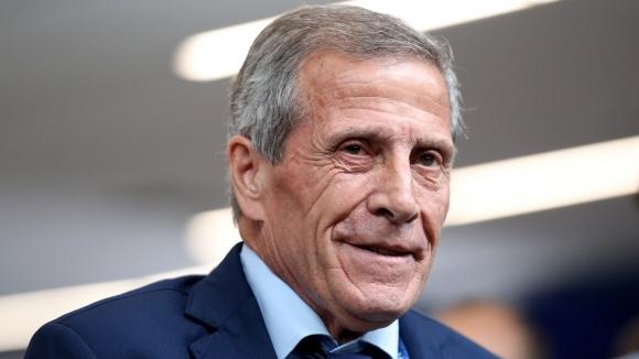 Оскар Табарес се оттегля като селекционер на Уругвай