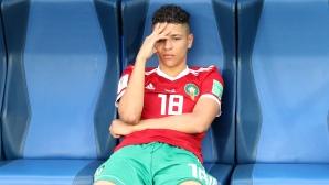 Трагедия! Марокански  национал прегази пешеходец