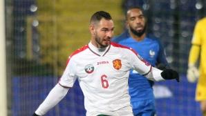 Шампионът на Азербайджан купи български национал