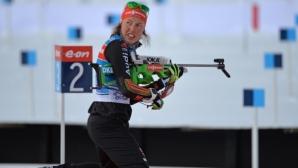 Лаура Далмайер ще продължи спортната си кариера