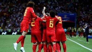 Поредната бомба е факт! Белгия унищожи мечтата на Бразилия