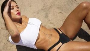 Ринг момичетата на UFC нажежават лятото