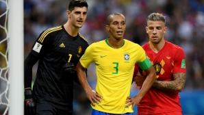 Миранда: Отпадането ни е твърде рано за име като Бразилия