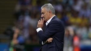 Тите: Стана страхотен мач, но Белгия по-добре оползотвори възможностите си