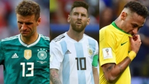 Историческо: Първи Мондиал без Бразилия, Германия и Аржентина в битката за медалите