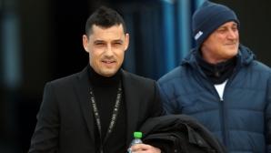 Томаш: Искахме Камбуров да играе цял мач и нарочно да се защитаваме с човек по-малко