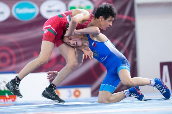 Едмонд Назарян донесе втори медал за България от световното по борба