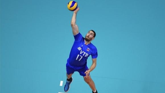 Максим Михайлов - MVP на на Лигата на нациите
