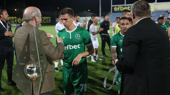 Венци Стефанов: Лудогорец има футболисти за по 20-30 млн.евро