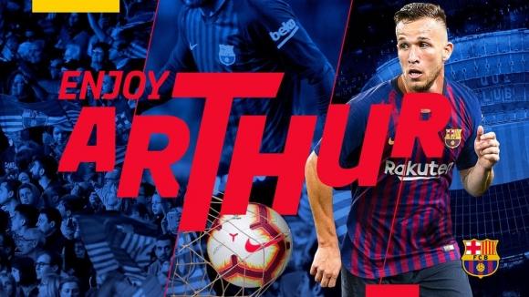 Барселона обяви първия си летен трансфер