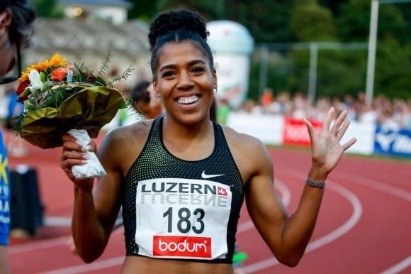 Камбунджи най-бърза на 100 м в Люцерн, пожела си медал в Берлин