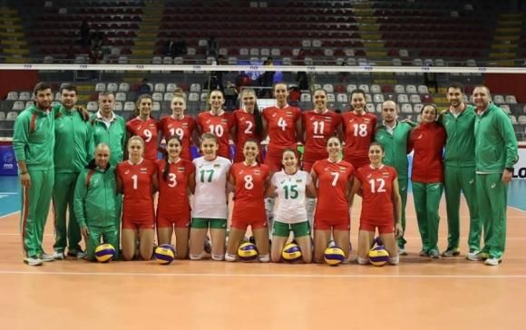 България ще играе с Белгия в Панагюрище
