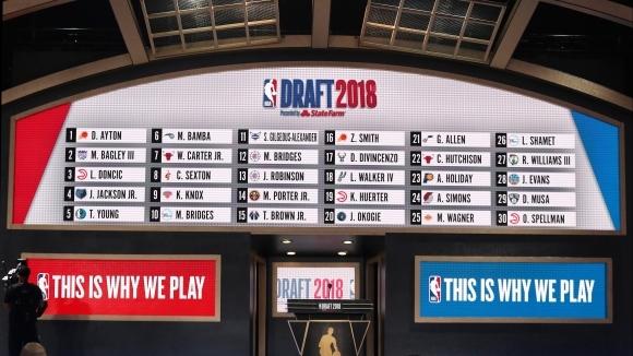 НБА пак отваря вратата за гимназистите