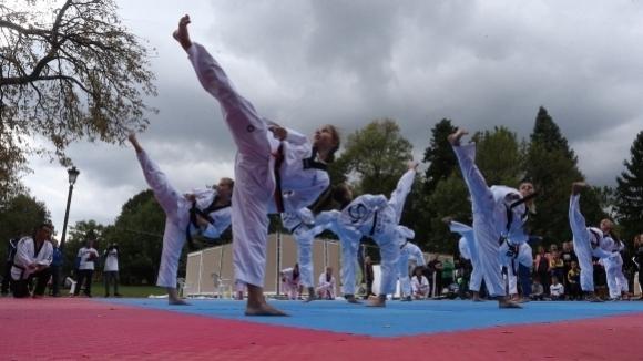 Чрез екстремни спортове деца от Велико Търново ще се учат да преодоляват агресията