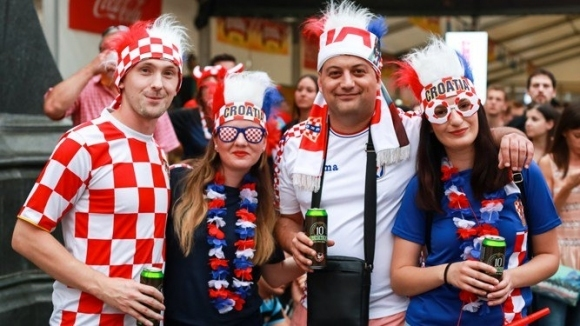 Хърватия - в очакване на мача срещу Англия тази вечер