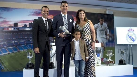 Роналдо ще завърши кариерата си в Ювентус