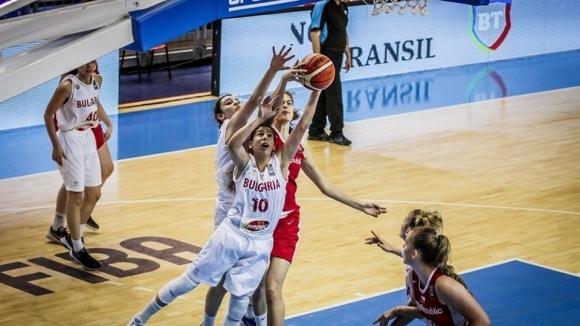 Втора загуба за България на ЕвроБаскет