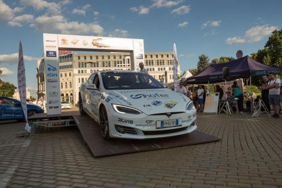 Победителят в Еко Рали България идва да защити титлата си