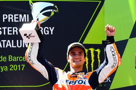 Цифрите в дългата MotoGP кариерата на Дани Педроса