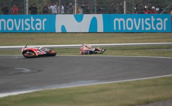 Контузиите ускорили оттеглянето на Дани Педроса от MotoGP