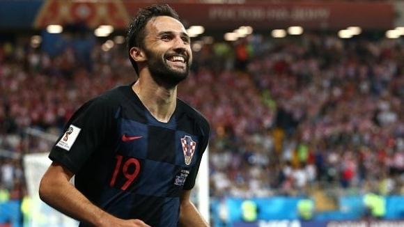 Един от героите на Хърватия подписва със Зенит
