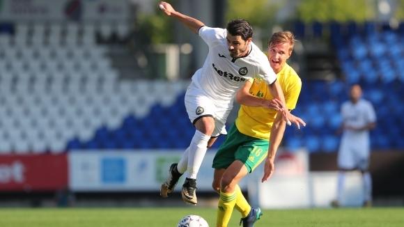 Славия остава без своята звезда за мачовете с Хайдук