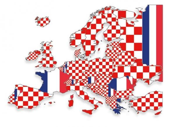 Ако световното е Евровизия, то Хърватия е шампион