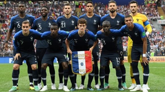 Световните шампиони останаха осем - всички победители