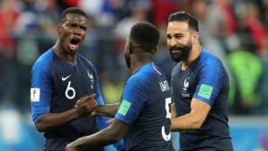 Героите на Франция всъщност са герои на 17 различни нации