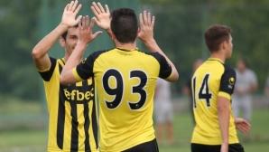 Витоша (Бистрица) спря победната серия на Ботев в контролите
